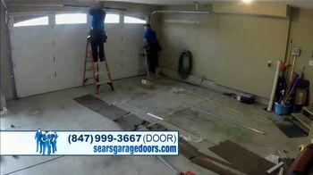 Sears Garage Door Services TV Spot, 'Repair or Replace' - Thumbnail 9