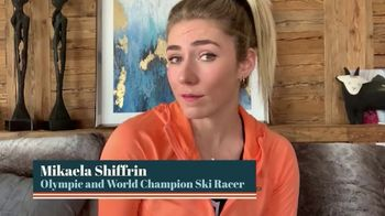 The Cure is Us TV Spot, 'A Million Times' Featuring Mikaela Shiffrin