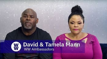 WW TV Spot, 'David and Tamela Mann'