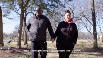 WW TV Spot, 'David and Tamela Mann' - 52 commercial airings