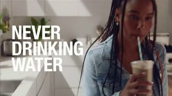 Neutrogena Bright Boost TV Spot, 'Skin Sin: Never Drinking Water' - 196 commercial airings