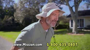 Mission TV Spot, 'Stay Covered' - Thumbnail 5