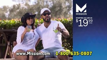 Mission TV Spot, 'Stay Covered' - Thumbnail 7