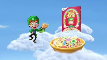 Lucky Charms TV Spot, 'Rainbow Bridge' - Thumbnail 9