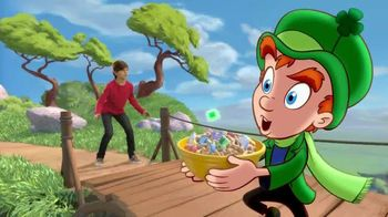Lucky Charms TV Spot, 'Rainbow Bridge' - Thumbnail 2