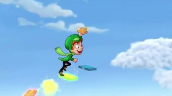 Lucky Charms TV Spot, 'Rainbow Bridge' - Thumbnail 8
