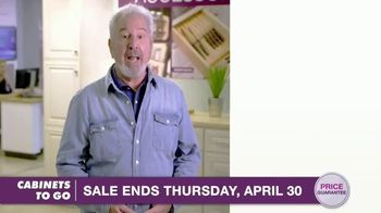 Cabinets To Go TV Spot, 'Great Quality at Great Prices: BOGO' Featuring Bob Vila - Thumbnail 7