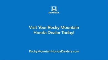 Honda TV Spot, 'Open for Service' [T2] - Thumbnail 8