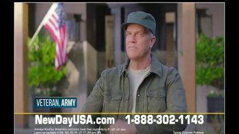 NewDay USA VA Streamline Refi TV Spot, 'One Call: All Time Low' - Thumbnail 2