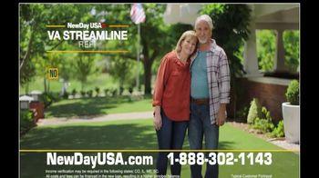 NewDay USA VA Streamline Refi TV Spot, 'One Call: All Time Low' - Thumbnail 7