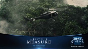 DIRECTV Cinema TV Spot, 'The Last Full Measure' - Thumbnail 1