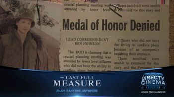 DIRECTV Cinema TV Spot, 'The Last Full Measure' - Thumbnail 4