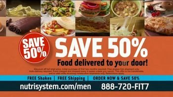 Nutrisystem for Men TV Spot, 'Doorbell: Stuck at Home' - Thumbnail 10