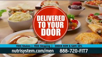 Nutrisystem for Men TV Spot, 'Doorbell: Stuck at Home'