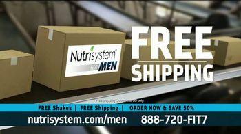 Nutrisystem for Men TV Spot, 'Doorbell: Stuck at Home' - Thumbnail 8