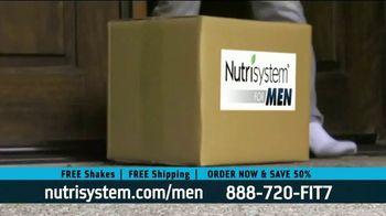 Nutrisystem for Men TV Spot, 'Doorbell: Stuck at Home' - Thumbnail 9