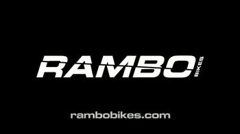 Rambo Bikes TV Spot, 'Where I'll Be Found' - Thumbnail 9