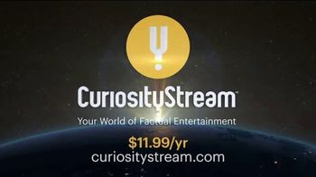 CuriosityStream TV Spot, 'Documentaries and Non-Fiction' - Thumbnail 9