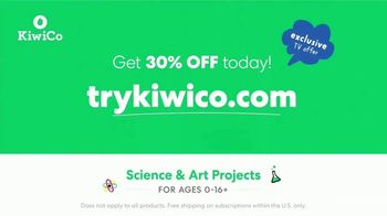 KiwiCo TV Spot, 'So Fun: 30 Percent Off' - Thumbnail 10