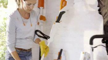 STIHL TV Spot, 'Great American Outdoors: AK Homeowner Series' - Thumbnail 4