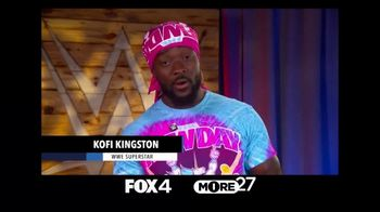 Centers for Disease Control and Prevention TV Spot, 'COVID-19: WWE: Slow the Spread' Ft. Kofi Kingston - Thumbnail 3