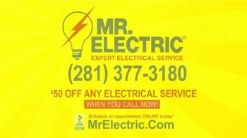 Mr. Electric TV Spot, 'No Contact Service' - Thumbnail 10