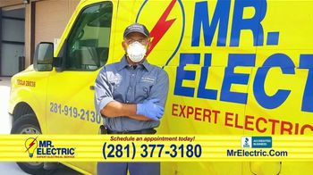 Mr. Electric TV Spot, 'No Contact Service' - Thumbnail 7