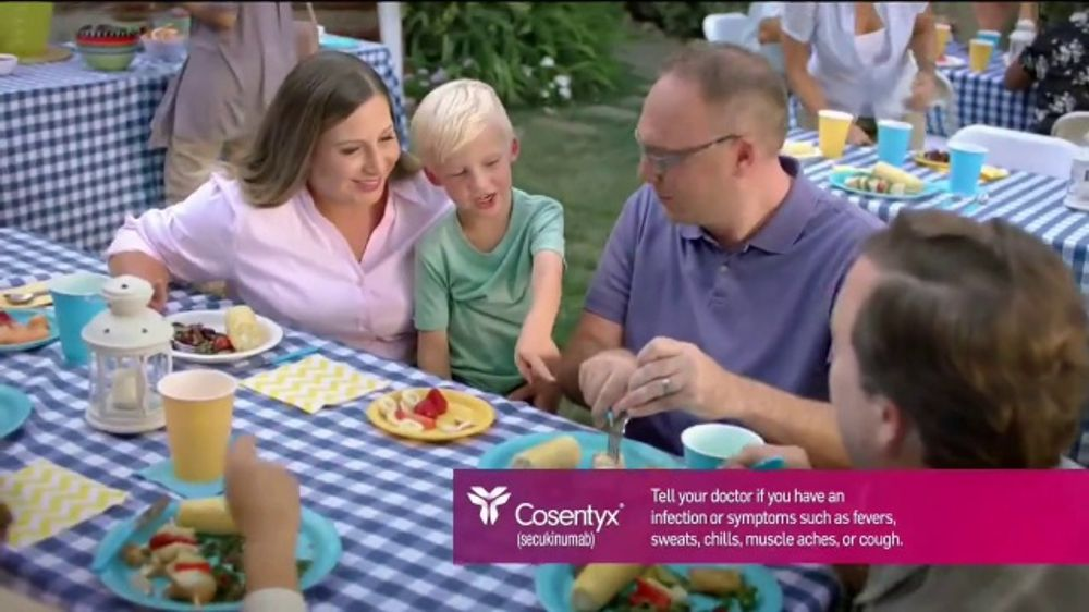 COSENTYX TV Commercial, 'Treating Multiple Symptoms: Cosentyx Connect'