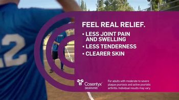 COSENTYX TV Spot, 'Treating Multiple Symptoms: Cosentyx Connect' - Thumbnail 3