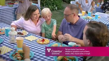 COSENTYX TV Spot, 'Treating Multiple Symptoms: Cosentyx Connect' - 14 commercial airings