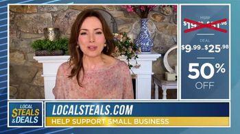 Local Steals & Deals TV Spot, '4id: 50 Percent Off' - Thumbnail 10