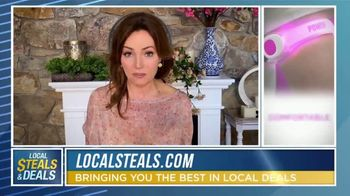 Local Steals & Deals TV Spot, '4id: 50 Percent Off' - Thumbnail 8