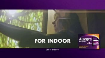 Allegra Allergy TV Spot, 'When Allergies Attack' - Thumbnail 7