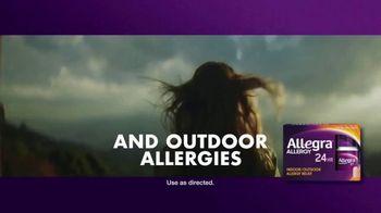 Allegra Allergy TV Spot, 'When Allergies Attack' - Thumbnail 8
