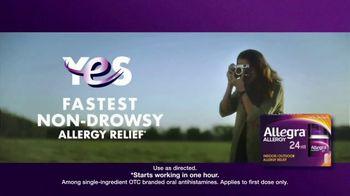 Allegra Allergy TV Spot, 'When Allergies Attack' - 5143 commercial airings
