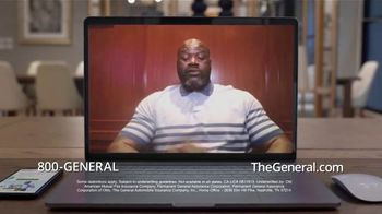 The General TV Spot, 'Stay Safe at Home' Featuring Shaquille O'Neal - Thumbnail 8