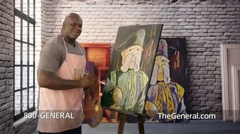The General TV Spot, 'Stay Safe at Home' Featuring Shaquille O'Neal - Thumbnail 1