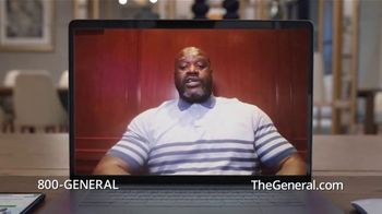The General TV Spot, 'Stay Safe at Home' Featuring Shaquille O'Neal - Thumbnail 3
