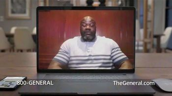 The General TV Spot, 'Stay Safe at Home' Featuring Shaquille O'Neal - Thumbnail 6