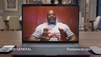 The General TV Spot, 'Stay Safe at Home' Featuring Shaquille O'Neal - Thumbnail 7