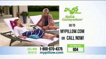 My Pillow Roll & GoAnywhere TV Spot, 'Same Comfort and Support' - Thumbnail 5