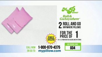 My Pillow Roll & GoAnywhere TV Spot, 'Same Comfort and Support' - Thumbnail 6