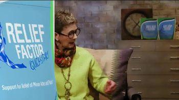 Relief Factor 3-Week Quickstart TV Spot, 'Susan' Featuring Larry Elder - Thumbnail 4