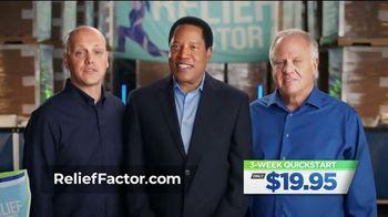 Relief Factor 3-Week Quickstart TV Spot, 'Susan' Featuring Larry Elder - Thumbnail 6