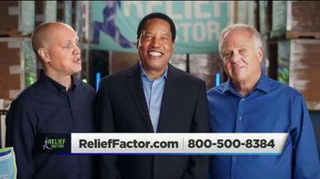 Relief Factor 3-Week Quickstart TV Spot, 'Susan' Featuring Larry Elder - Thumbnail 7