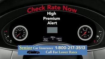 Senior Car Insurance TV Spot, 'Way Too Much'