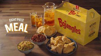Bojangles' Big Bo Box TV Spot, 'Bojangles Delivers!' - Thumbnail 9