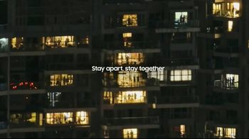 Samsung TV Spot, 'Stay Apart, Stay Together' Song by Marc Scibilia - Thumbnail 9
