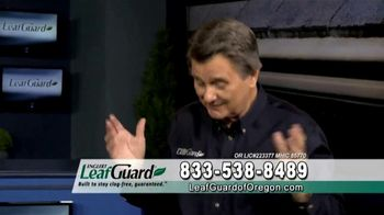 LeafGuard of Oregon TV Spot, 'No More Roof Accidents: Clayton' - Thumbnail 1