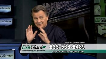 LeafGuard of Oregon TV Spot, 'No More Roof Accidents: Clayton' - Thumbnail 2